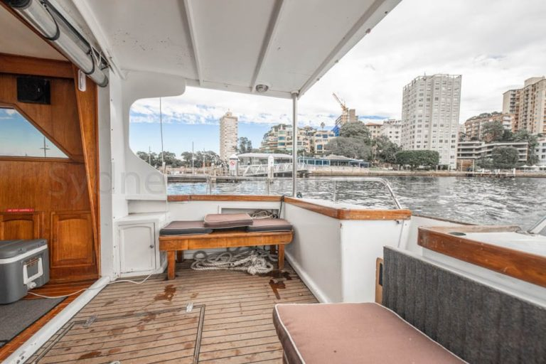 boat hire sydney on mayfair 20
