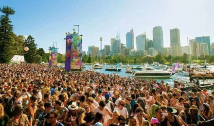 Celebrate Sydney's favourite house music festival